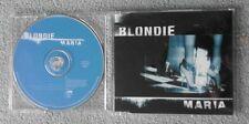 Blondie - Maria - Original UK 3 TRK  CD Single