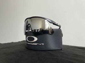 Vintage Oakley M Frame - Carbon with Black Heater GEN 2 Mumbo
