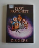 Diggers: by Terry Pratchett - MP3CD - Unabridged Audiobook