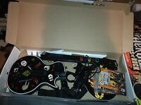 Sony PS3 Guitar Hero III 3 Legends of Rock BUNDLE No dongle. Tested
