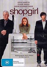 Shopgirl - Comedy / Romance / Sexual References - Steve Martin - NEW DVD
