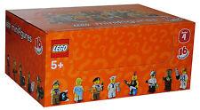 LEGO ® personaggi serie 4 sammelfiguren 8804 Display con 60 PEZZI NUOVO & OVP