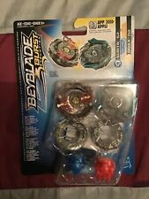 Beyblade Burst Evolution Surtr S2 & Odax 02 Top Double Dual