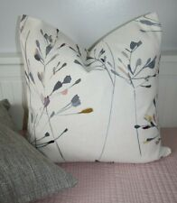"""John Lewis """"Nerine"""" Cushion Pillow Cover 18"""" Delicate Spring Pattern & Decor"""