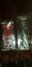 Kaws Red Blush Open Edition + Bff Black Sealed 100% Official Exclusive Craola