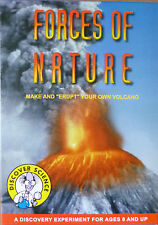 VOLCANO ERUPTION DISCOVER SCIENCE KIT FORCES OF NATURE