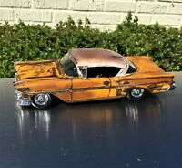Vintage Model Car Junkyard