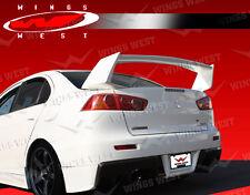 VIS 08-14 Lancer/Evo X Fiberglass Rear Spoiler/Wing JPC CZ4A