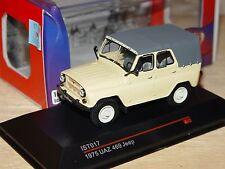 UAZ 469 Jeep 1975 1/43 IST Models