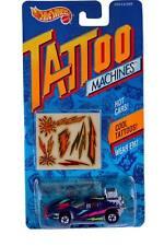 1993 Hot Wheels Tattoo Machines Lightning Storm Science Friction 3510