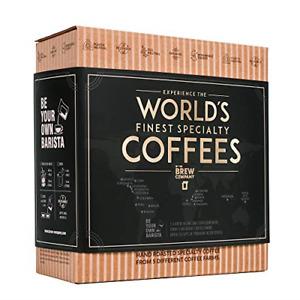 Original Gourmet Coffee Gift Set for Men & Women � 5 of The World�s Finest & | &