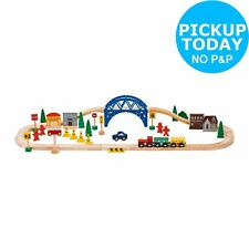 Chad Valley 60 Piece Train Set