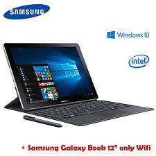 """Samsung Galaxy Book 12"""" FHD+ (SM-W720) Only Wi-Fi Window 10 i5 8G SSD 256G"""