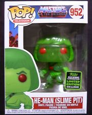 Masters of the Universe - Pop! MOTU - He-Man Slime Pit ECCC n°952 BOITE ABIMEE -