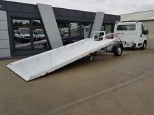 3.5 Tilt & Slide Recovery Truck Aluminium  Body