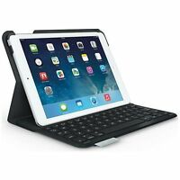 Logitech Wireless Ultrathin Keyboard Folio Case for iPad Air 1 gen -Carbon Black