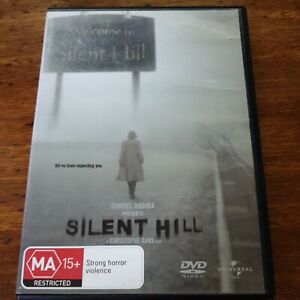 Silent Hill DVD R4 VERY GOOD - FREE POST