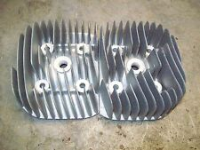 Vintage Yamaha Snowmobile 1969 SL 351 Cylinder Head Set Refurbished Sno Jet 350