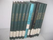 11 VOLUMES Zeitschrift für hebraeische bibliographie Journal Hebrew bibliography