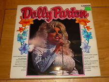 DOLLY PARTON - Dolly Parton - 1974 UK 12-track Vinyl LP