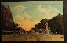 MAIN STREET, LOOKING EAST, COSHOCTON, OHIO, Photograph