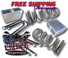 """Crown Suspension 1998-2012 Ranger V6 2""""-3"""" Lift Raise Spring Coil Block Kit"""