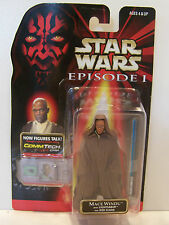 Star Wars Episode 1 The Phantom Menace Mace Windu MOC 1998 TPM