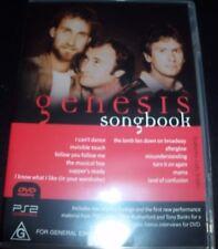 Genesis (Phil Collins) Songbook (Australia All Region) DVD – Like New