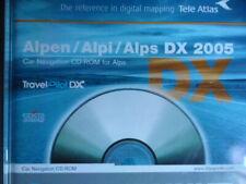 BLAUPUNKT  TELEATLAS Mercedes Comand, VW, Audi,Seat  Alpen/Alps/Alpi  2005  DX