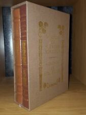 Easton Press WISDOM OF MARCUS AURELIUS & SAYINGS OF EPICTETUS Leather-bound NEW