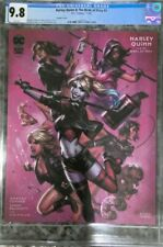 Harley Quinn & The Birds of Prey #3 variant cover - CGC 9.8