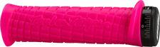 ODI Troy Lee Grips - Pink Lock-On