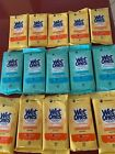 Wet Ones 15 Pull out packs each 20 ct total 300 pieces fresh mixed scents