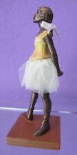 Edgar Degas Fourteen Year Old Little Ballerina Dancer Mini Sculpture Statue