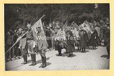 Russian SOKOL SOCIETY Bulgaria 1930s' original photo polkovnik R.Dreiling
