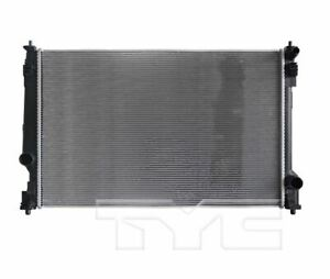 TYC 13670 1640025130 Radiator Assy for Toyota Camry 2.5/3.5L AT 2018-2019 Models