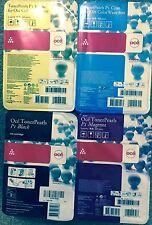 New & Sealed OCE Blk/Cyn/Mag/Ylw Toner Pearls Colorwave 600 1060011490/1/2/3 P1
