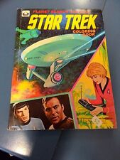 ALBUM STAR TREK COLORING BOOK DA COLORARE NO PANINI VINTAGE 1979