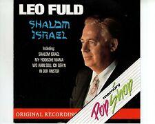 CD LEO FULDshalom israelEX (R2207)