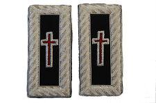 Masonic Knights Templar Sir Knight Lodge Uniform Patch Straps Boards Rosy Cross