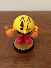 Amiibo PAC-MAN Super Smash Bros  Nintendo Wii U 3DS Switch