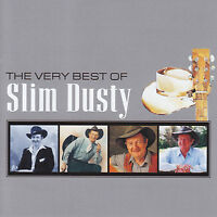 SLIM DUSTY - THE VERY BEST OF CD ~ AUSTRALIAN COUNTRY GREATEST HITS 70's *NEW*