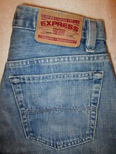 Express Boot Cut Mens Blue Denim Jeans Size 29 x 29