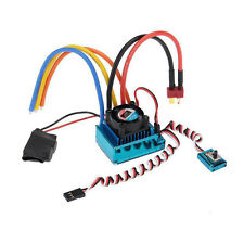 120A Sensored Brushless Speed Controller ESC for RC Car Truck Crawler Z7W2