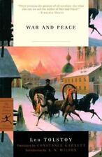 War and Peace (Modern Library Classics) by Tolstoy, Leo