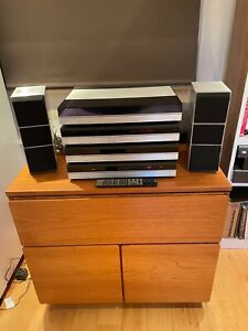 Bang and Olufsen B&O BeoSystem 5500 Complete System With Speakers CX100