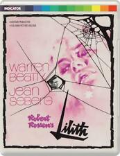 LILITH Warren Beatty Jean Seberg BLURAY Limited Edition in Inglese NEW .cp