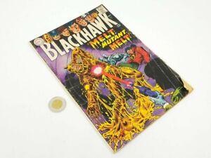 Blackhawk Comic Book #236, DC Comics 1967