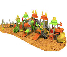25x30x17' Playground & 2,000 sqft EPDM Flooring Package Special #14 We Finance