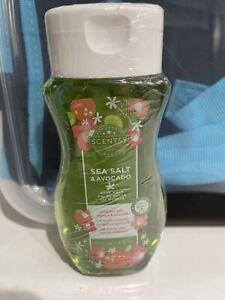 Scentsy Sea Salt & Avocado Body Wash New 7.7oz